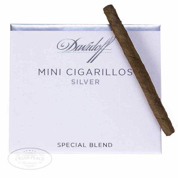 Davidoff mini silver crna gora
