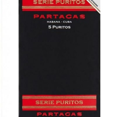 cigarilos partagas puritos