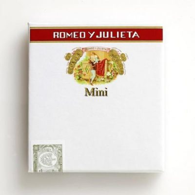 romeo i julieta mini cigarilos crna gora