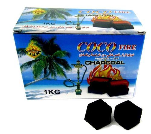 Coco fire ugalj za nargilu kockice