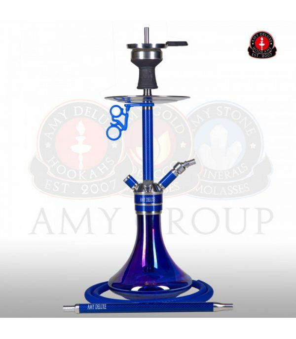Amy Deluxe SS21.02R Carbonica Force R S nargila