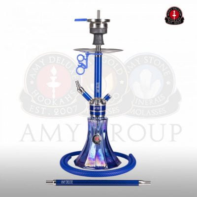 Amy Deluxe SS22.02 R plava nargila