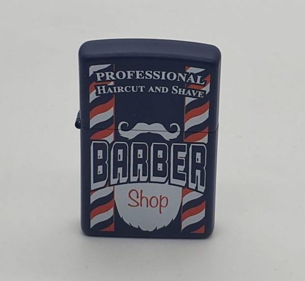 Zippo upaljac Barber shop