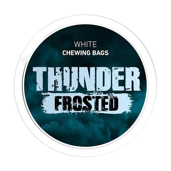 Duvan za žvakanje Thunder frosted white duvan za zvakanje Crna Gora