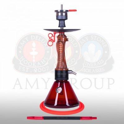 Amy Deluxe 106.01 Eden nargila Crna Gora