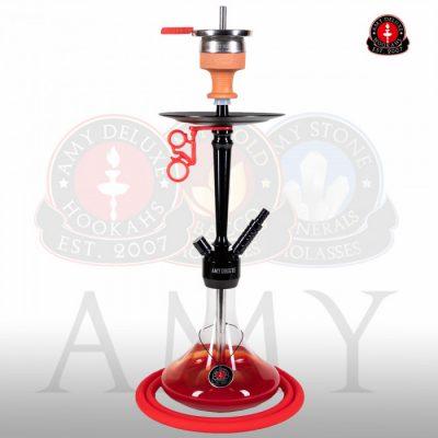 Amy Deluxe 066.02 Alu Deluxe S nargila
