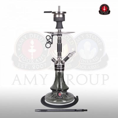 Amy Deluxe SS26.02 Carbonica Solid nargila