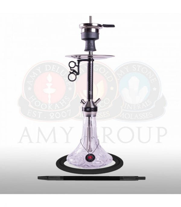 Amy Deluxe SS31.02 Carbonica Lucid S nargila