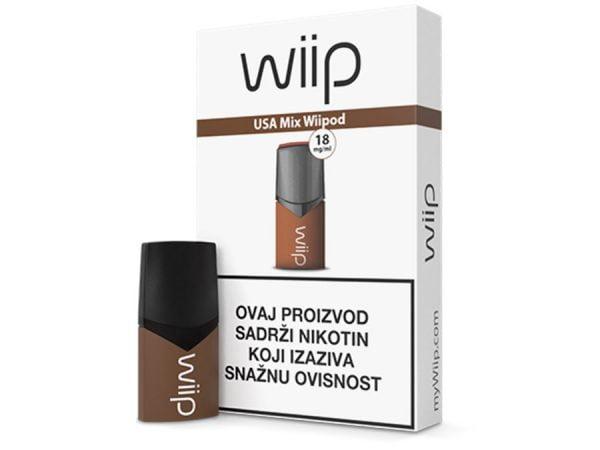 wiipod usa mix 18mg
